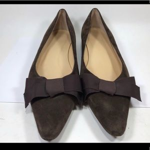 J. Crew brown sued shoes